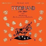 Cover-Bild zu Ferdinand der Stier und Der Löwe auf dem Dachboden von Leaf, Munro
