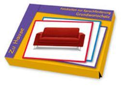 Cover-Bild zu Fotokarten zur Sprachförderung Grundwortschatz: Zu Hause von Redaktionsteam Verlag an der Ruhr