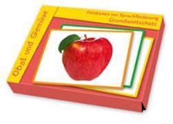 Cover-Bild zu Fotokarten zur Sprachförderung Grundwortschatz: Obst und Gemüse von Redaktionsteam Verlag an der Ruhr