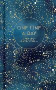 Cover-Bild zu Celestial One Line a Day