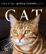 Cover-Bild zu Cat Page-A-Day Gallery Calendar 2021