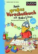 Cover-Bild zu Mein großes Vorschulbuch mit Rabe Linus von Raab, Dorothee