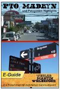 Cover-Bild zu Patagonien Highlights, Puerto Madryn - VELBINGER Reiseführer (eBook) von Velbinger, Martin