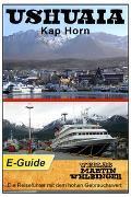Cover-Bild zu Ushuaia / Kap Horn - VELBINGER Reiseführer (eBook) von Velbinger, Martin