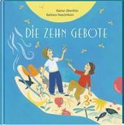 Cover-Bild zu Die Zehn Gebote von Oberthür, Rainer