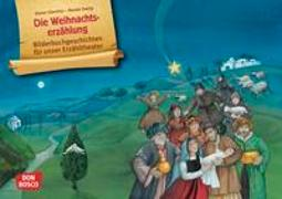 Cover-Bild zu Die Weihnachtserzählung. Kamishibai Bildkartenset von Oberthür, Rainer