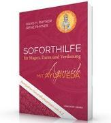 Cover-Bild zu Soforthilfe mit Ayurveda von Rhyner, Hans H.