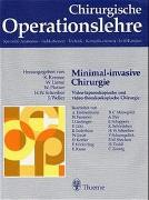 Cover-Bild zu Minimal-invasive Chirurgie von Kremer, Karl (Hrsg.)