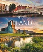 Cover-Bild zu Highlights Irland von Berghoff, Jörg