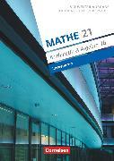 Cover-Bild zu Mathe 21, Sekundarstufe I/Oberstufe, Arithmetik und Algebra, Band 1, Lernspuren, Arbeitsheft B von Jenzer, Andreas
