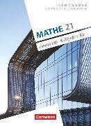 Cover-Bild zu Mathe 21, Sekundarstufe I/Oberstufe, Arithmetik und Algebra, Band 3, Schülerbuch B von Jenzer, Andreas