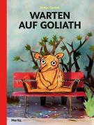 Cover-Bild zu Warten auf Goliath von Damm, Antje