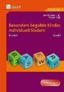 Cover-Bild zu Deutsch 1. Besonders begabte Kinder individuell fördern von Ganser, Bernd