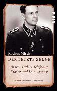 Cover-Bild zu Der letzte Zeuge von Misch, Rochus