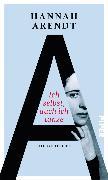 Cover-Bild zu Ich selbst, auch ich tanze (eBook) von Arendt, Hannah