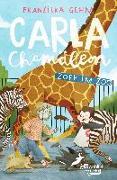 Cover-Bild zu Carla Chamäleon. Zoff im Zoo von Gehm, Franziska