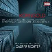Cover-Bild zu Werke von Erich Wolfgang Korngold von Richter, Caspar