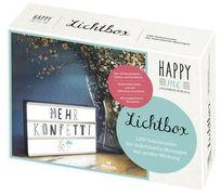 Cover-Bild zu Happy me Lichtbox