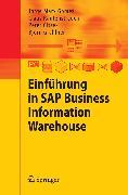 Cover-Bild zu Einführung in SAP Business Information Warehouse (eBook) von Rautenstrauch, Claus