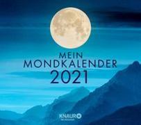 Cover-Bild zu Mein Mondkalender 2021 von Wolfram, Katharina