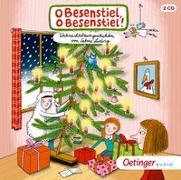 Cover-Bild zu Ludwig, Sabine: O Besenstiel, o Besenstiel!