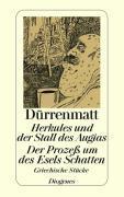 Cover-Bild zu Herkules und der Stall des Augias / Der Prozeß um des Esels Schatten von Dürrenmatt, Friedrich