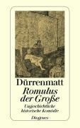 Cover-Bild zu Romulus der Große von Dürrenmatt, Friedrich