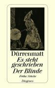 Cover-Bild zu Es steht geschrieben / Der Blinde von Dürrenmatt, Friedrich