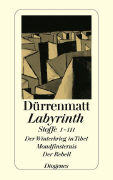 Cover-Bild zu Labyrinth von Dürrenmatt, Friedrich