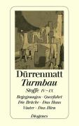 Cover-Bild zu Turmbau von Dürrenmatt, Friedrich