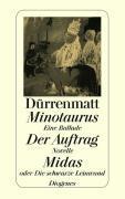 Cover-Bild zu Minotaurus / Der Auftrag / Midas von Dürrenmatt, Friedrich