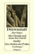 Cover-Bild zu Der Sturz / Abu Chanifa und Anan ben David / Smithy / Das Sterben der Pythia von Dürrenmatt, Friedrich