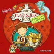 Cover-Bild zu Henry und Leander - Das Hörspiel von Auer, Margit