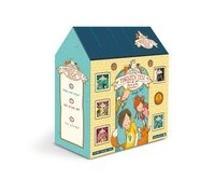 Cover-Bild zu Die Schule der magischen Tiere - Meine große Hörbuchbox 2 von Auer, Margit