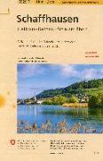 Cover-Bild zu Schaffhausen. Wanderkarte. 1:33'333