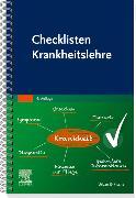 Cover-Bild zu Checklisten Krankheitslehre