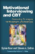 Cover-Bild zu Motivational Interviewing and CBT (eBook) von Naar, Sylvie