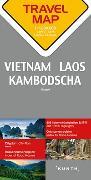 Cover-Bild zu Reisekarte Vietnam / Laos / Kambodscha 1:1.500.000. 1:1'500'000