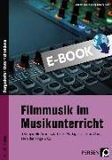 Cover-Bild zu Filmmusik im Musikunterricht (eBook) von Jaglarz, Barbara