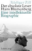 Cover-Bild zu Der absolute Leser von Zill, Rüdiger