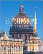 Cover-Bild zu St. Petersburg von Luthardt, Ernst-Otto