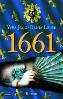 Cover-Bild zu 1661 (eBook) von Jégo, Yves