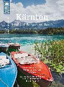 Cover-Bild zu DuMont Bildatlas 192 Kärnten (eBook) von Weiss, Walter M.