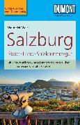 Cover-Bild zu DuMont Reise-Taschenbuch Reiseführer Salzburg Stadt, Land, Salzkammergut (eBook) von Weiss, Walter M.