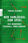 Cover-Bild zu Der Schlüssel zum Spiel von Escher, Tobias