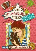 Cover-Bild zu Die Schule der magischen Tiere - Endlich Ferien 4: Helene und Karajan (eBook) von Auer, Margit