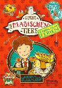 Cover-Bild zu Die Schule der magischen Tiere - Endlich Ferien 3: Henry und Leander von Auer, Margit
