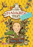 Cover-Bild zu Die Schule der magischen Tiere - Endlich Ferien 2: Silas und Rick (eBook) von Auer, Margit