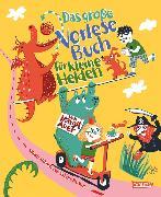 Cover-Bild zu Das große Vorlesebuch für kleine Helden von Margit Auer (eBook) von Auer, Margit