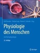 Cover-Bild zu Physiologie des Menschen von Brandes, Ralf (Hrsg.)